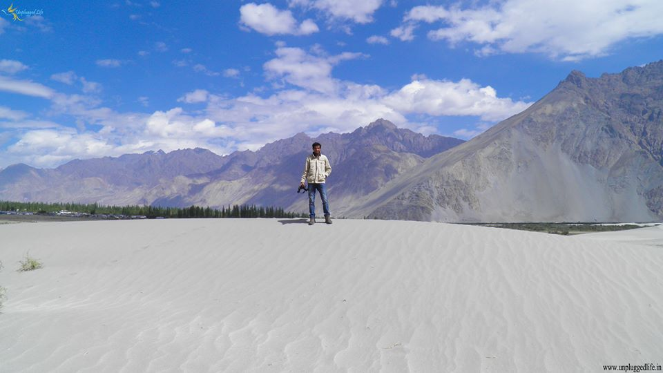 Ladakh under a budget of 20,000 INR