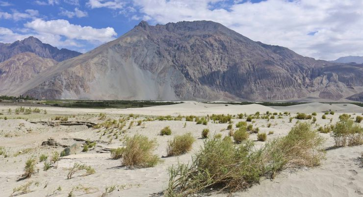 How to travel to Ladakh under a budget of 20,000 INR