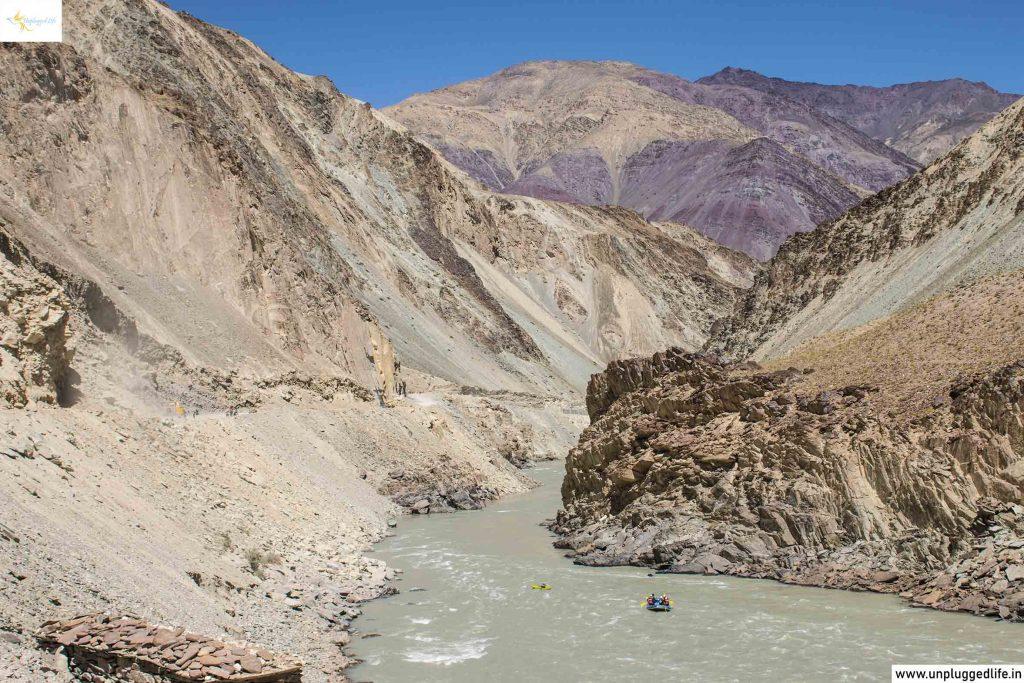 Unplugged Life, Himalayas, Ladakh, Leh View, View of Ladakh, Mountain View, Leh Ladakh Sightseeing Tour, Leh Ladakh Package, Book Ladakh Trip, Top Places in Ladakh, Sightseeing in Leh-Ladakh, Ladakh View, Leh Ladakh View, Landscape in Ladakh, river rafting in ladakh, zanskar river, river rafting in leh ladakh