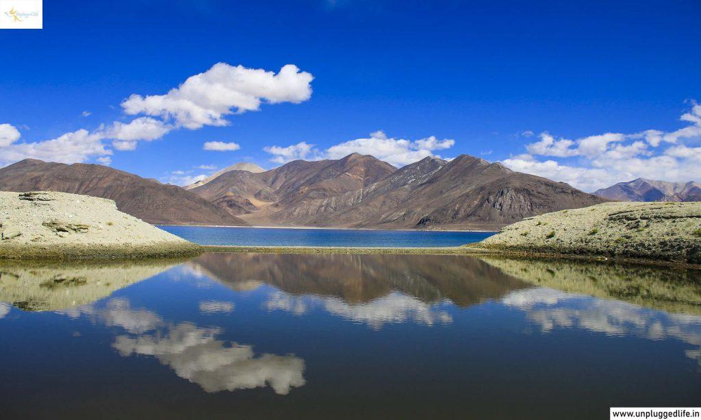 Unplugged Life, Himalayas, Ladakh, Leh View, View of Ladakh, Mountain View, Leh Ladakh Sightseeing Tour, Leh Ladakh Package, Book Ladakh Trip, Top Places in Ladakh, Sightseeing in Leh-Ladakh, Ladakh View, Leh Ladakh View, Landscape in Ladakh, Highest Lakes in India, high altitude lake, salt water lakes, lakes in Ladakh Pangong Lake in Autumn, Tso Pangong in Fall, Pangong Lake in Fall, Tso Pangong Lake in Autumn