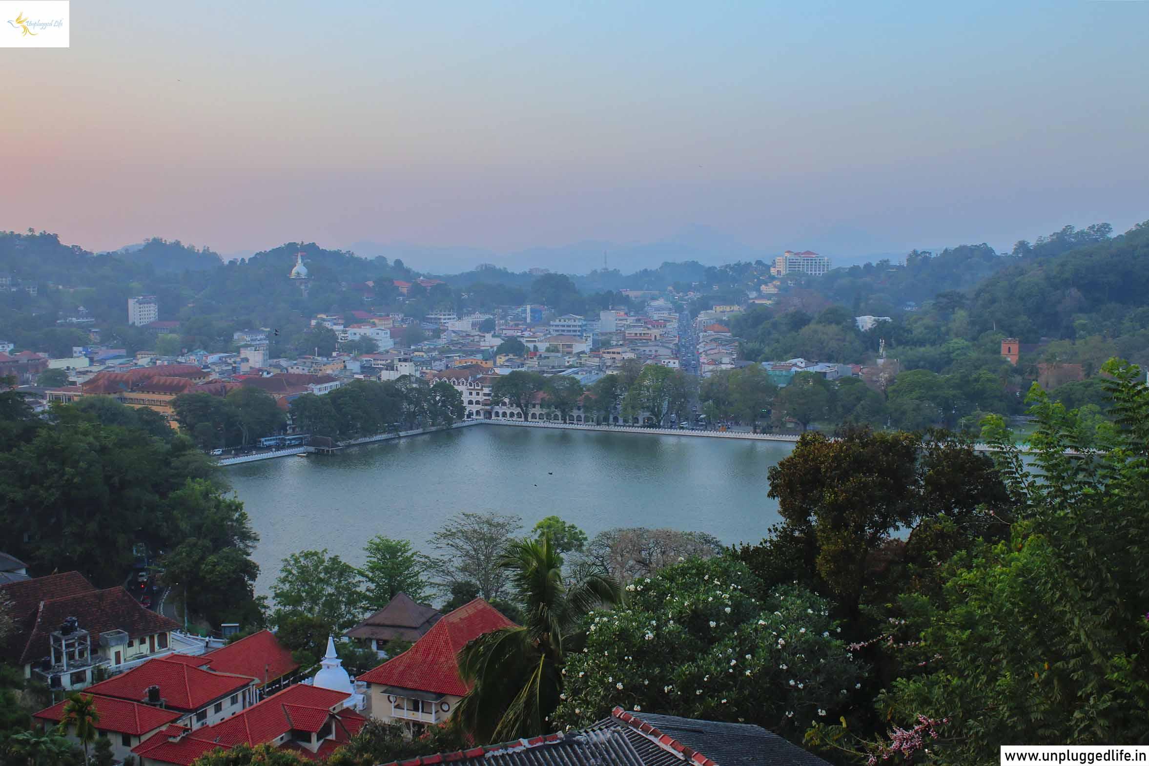 Sri Lanka, Unplugged Life, Kandy City