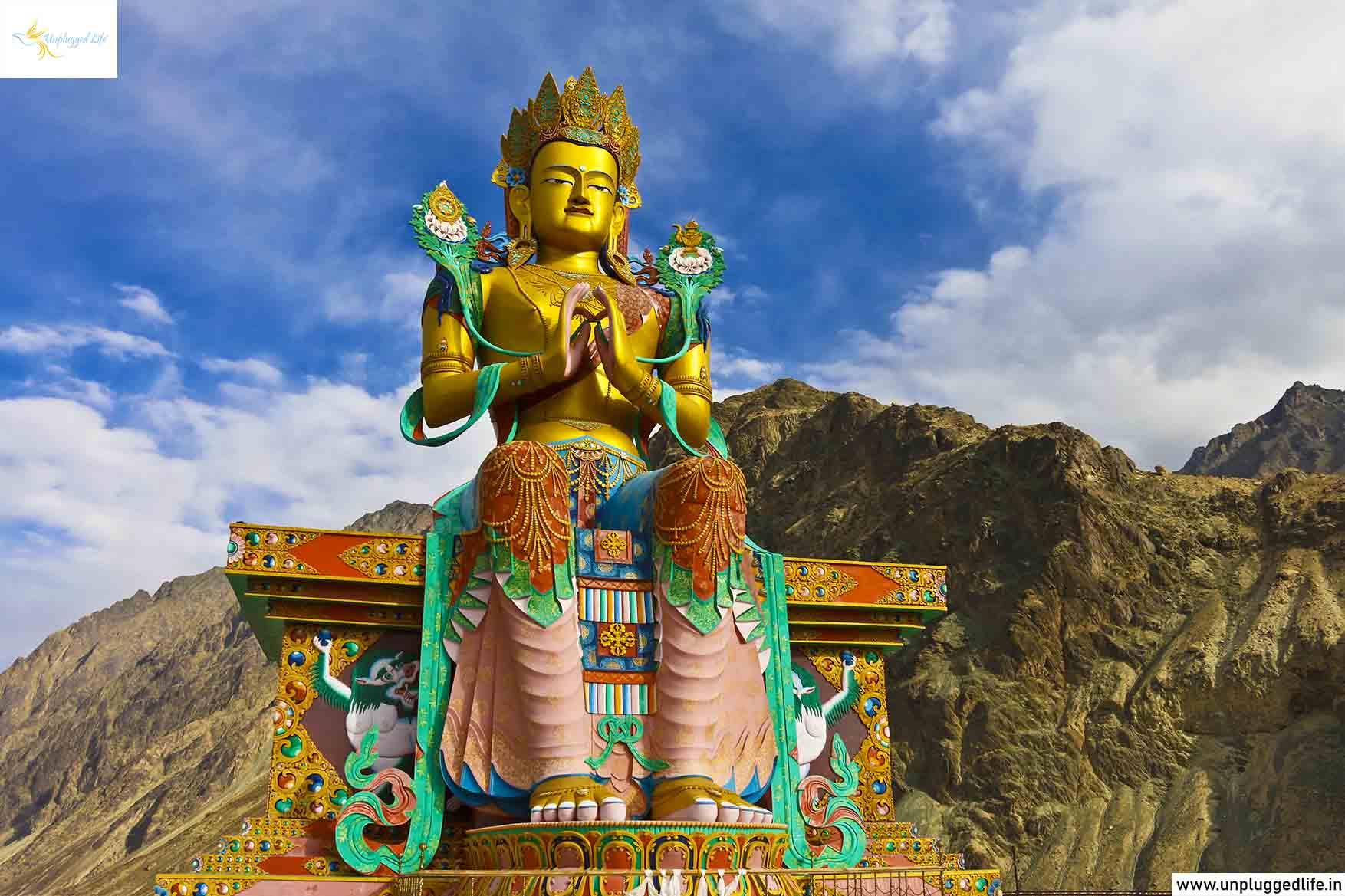 Unplugged Life, Himalayas, Ladakh, Leh View, View of Ladakh, Mountain View, Leh Ladakh Sightseeing Tour, Leh Ladakh Package, Book Ladakh Trip, Top Places in Ladakh, Sightseeing in Leh-Ladakh, Ladakh View, Leh Ladakh View, Landscape in Ladakh, Himalayan village, Ladakh by Air, Window View, Flying to Ladakh, Ladakh Mountain, Mountain View, View of Himalaya, Ladakh by Flight, Landscape, Mountains, Leh to Nubra Valley, Hunder Sand Dunes, Sand Dunes in Hunder Nubra Valley, Nubra Valley Sand Dunes, Sand Dunes in Nubra Valley, Nubra Valley Desert, Desert in Hunder Nubra Valley, Ladakh Sand Dunes Khardung La Top, Leh to Nubra Valley, Nubra Valley to Leh, Leh to Hunder, Diskit to Leh, Leh to Diskit, 100 ft. statue of Maitreya Buddha statue at Diskit, Nubra valley, Ladakh