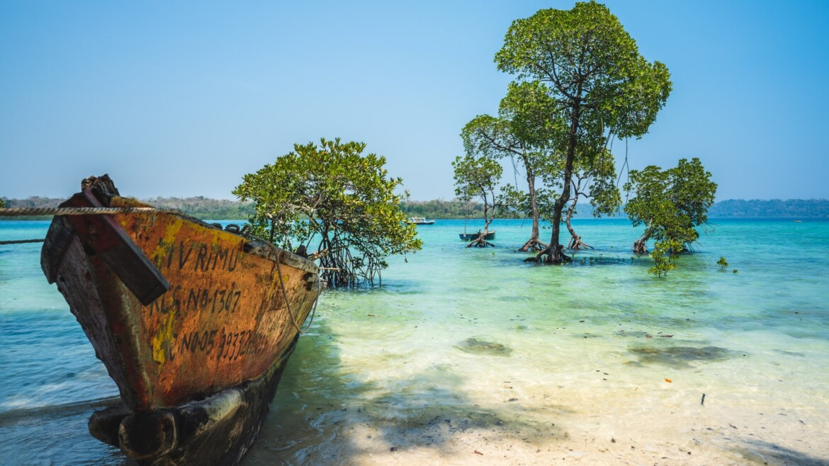 7 DAYS IN ANDAMAN ISLAND