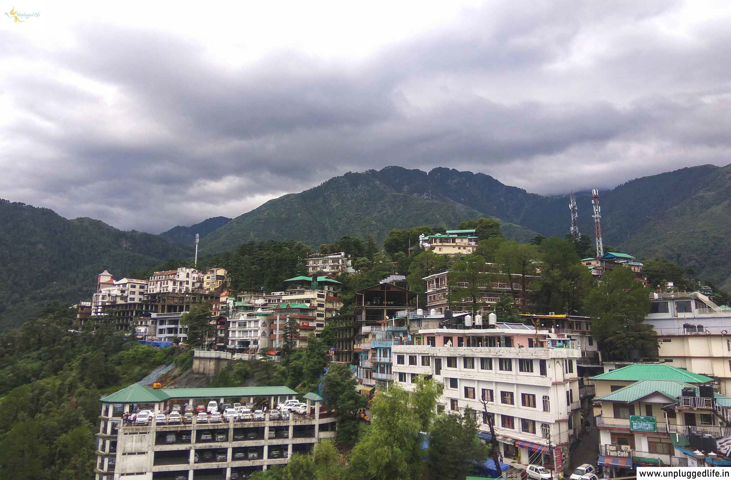 McLeod Ganj, Himachal Pradesh, Unplugged Life, Mountain View, Himachal Pradesh Tour Packages, Dharamshala Itinerary, Himachal Pradesh Itinerary, Amritsar to Dalhousie, Amritsar to Dharamshala, Dharamshala to Dalhousie