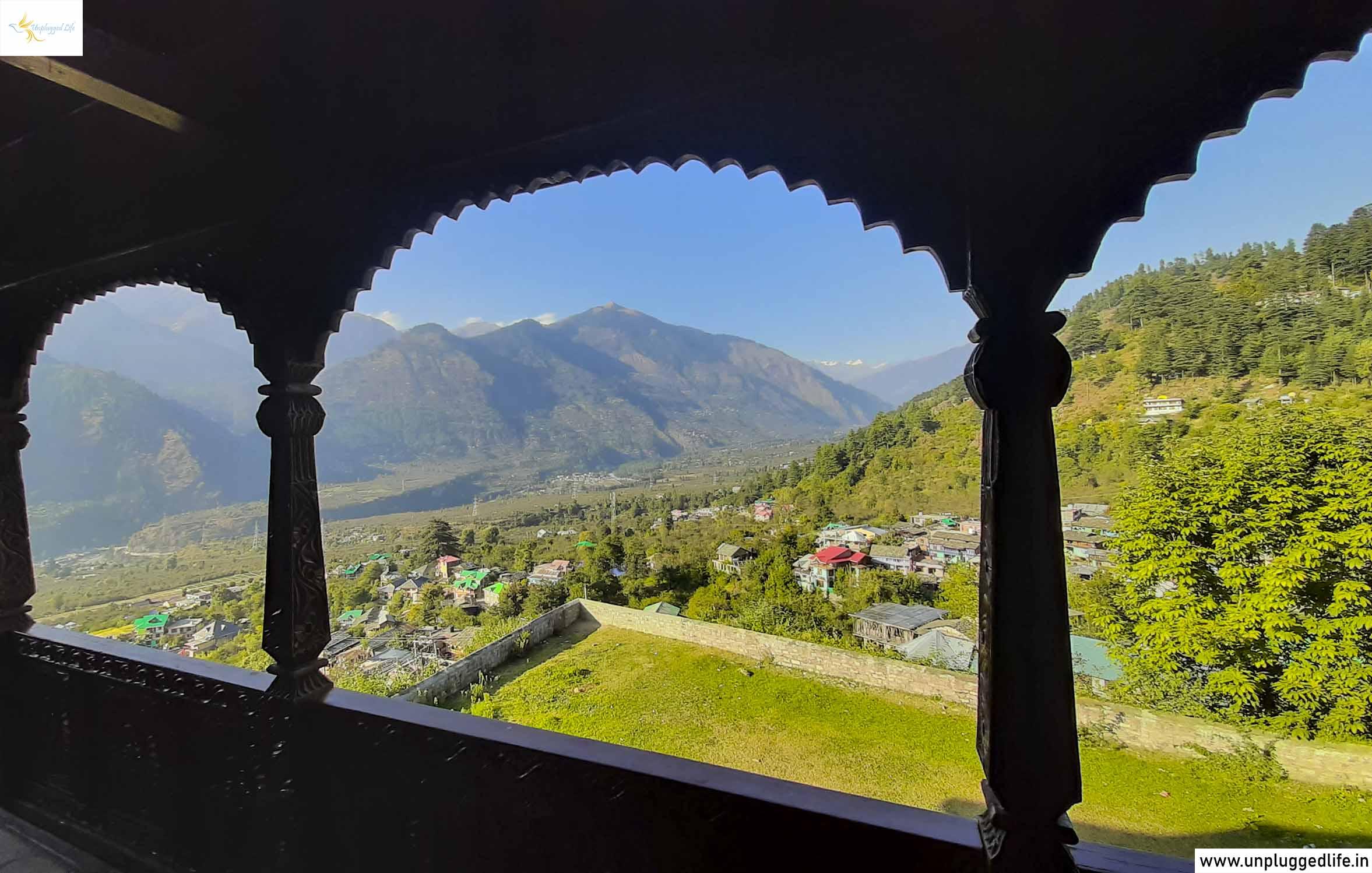 Unplugged Life, Naggar Castle, Manali, Himachal PRadesh, Himalayas, Valley view, Incredible India, Manali, Chandigarh to Manali, Manali to Leh Ladakh, Manali to Jispa, Himachal Pradesh, Himalayas, Manali to Keylong, Manali to Sarchu, Jispa to Sarchu, Keylong to Sarchu, Manali to Rohtang Pass, Chandigarh to Leh Ladakh, Ladakh by Road, Ladakh Overland, Drive to Leh Ladakh, Leh Ladakh Tour Package, Ladakh Tour, Mountain View, View of Himalaya, Old Manali