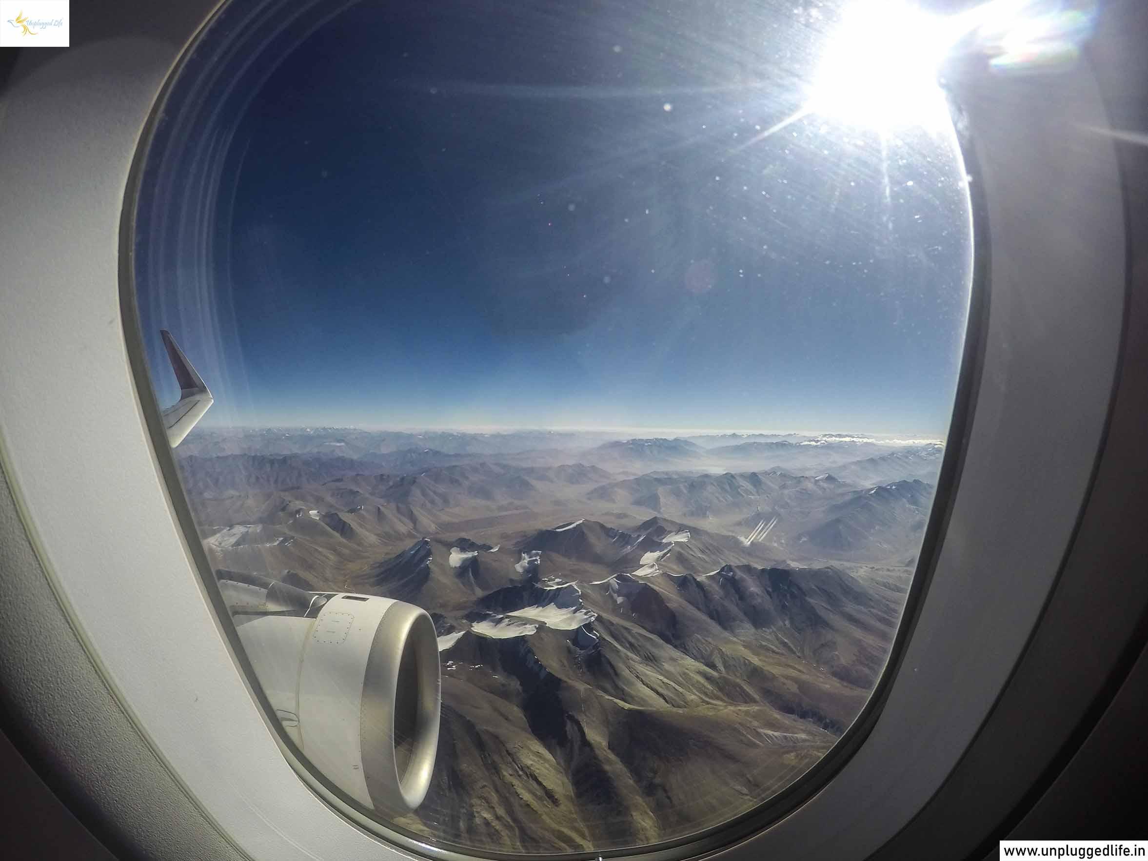 Ladakh, Unplugged Life, Glacier in Ladakh, Ladakh by Air, Ladakh View, Leh Ladakh View, Window View, Flying to Ladakh, Himalayas, Ladakh Mountain, Mountain View, View of Himalaya, Ladakh by Flight, Landscape in Ladakh, Landscape, Mountains